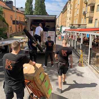 kontorsflytt i stockholm